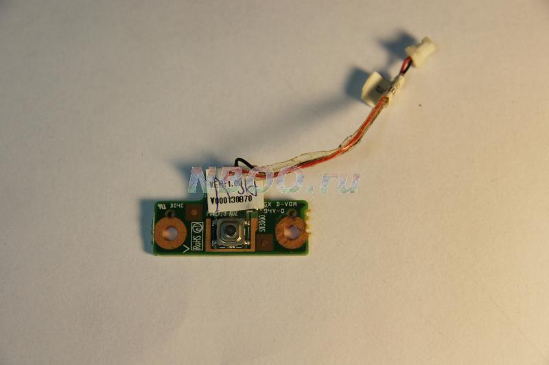 Кнопка включения Toshiba L300-11Q