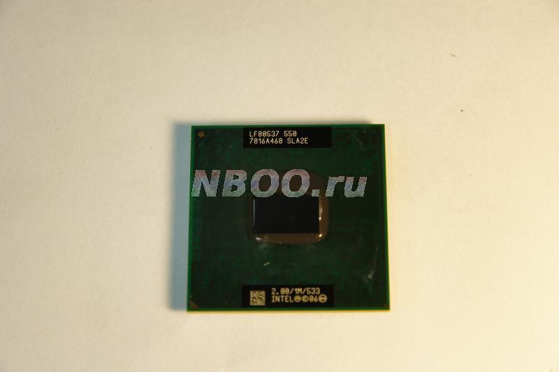 Процессор    Intel  550 2.00/1M/533