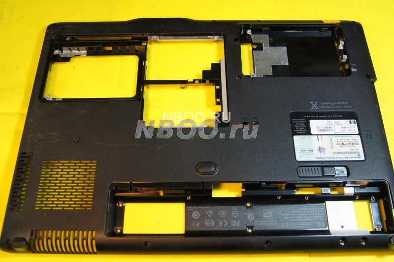Нижняя крышка корпуса HP Dv9700