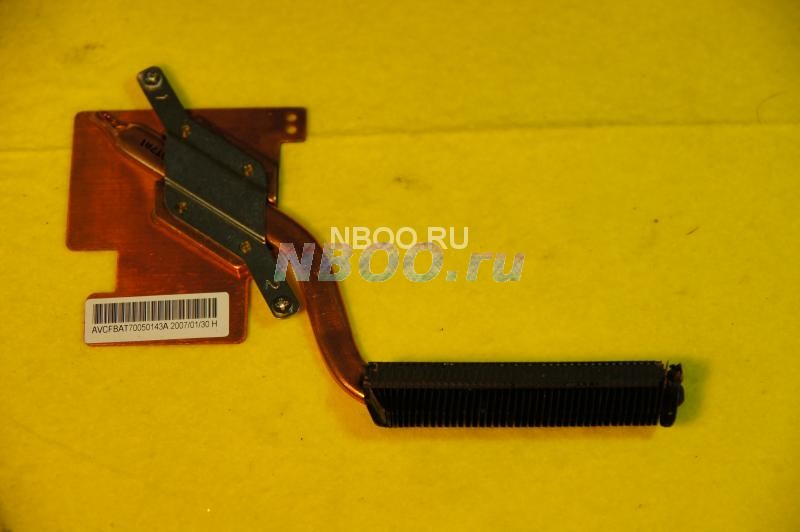 Радиатор системы охлаждения HP Dv9700