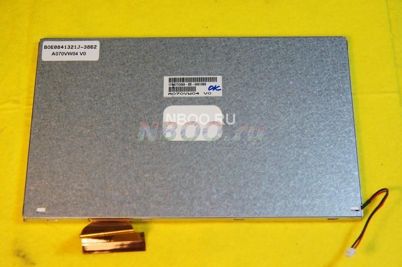 Матрица   7.0'  AU Optronics  CCFL  A070VW04 V0