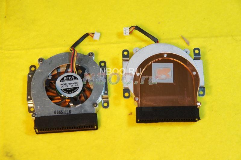 Система охлаждения  ASUS  S6F