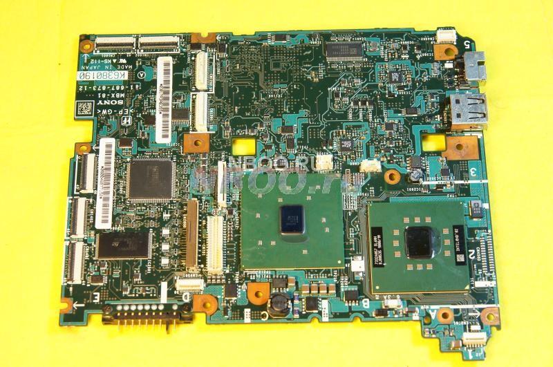 Материнская плата    Sony  VGN-TR2A/VGN-TR3A
