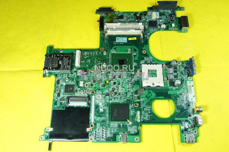 Материнская плата    Toshiba  Sattelite P100/P105 (DAOBD1MB6F8)