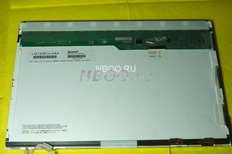 Матрица  13.3'  SHARP  CCFL  LQ133K1LA4A
