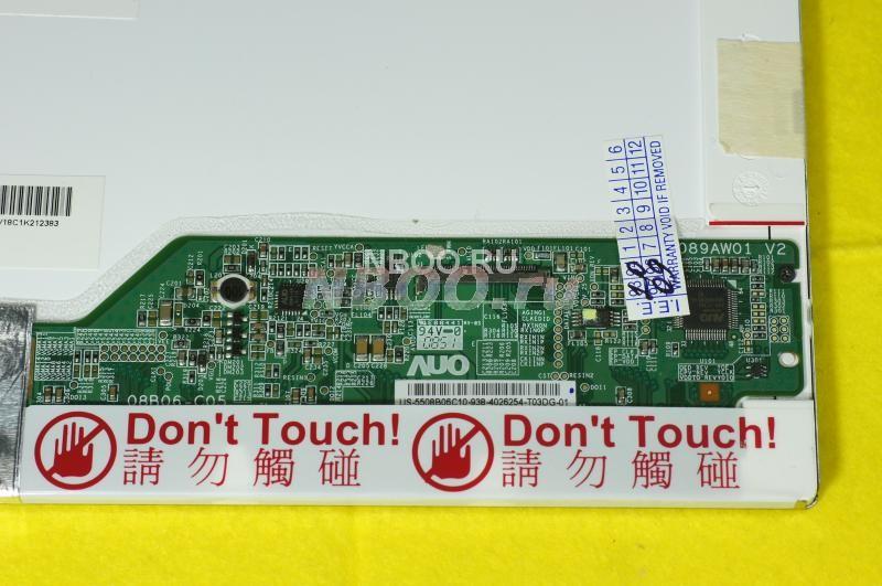 Матрица   8.9'  AU Optronics  LED   B089AW01