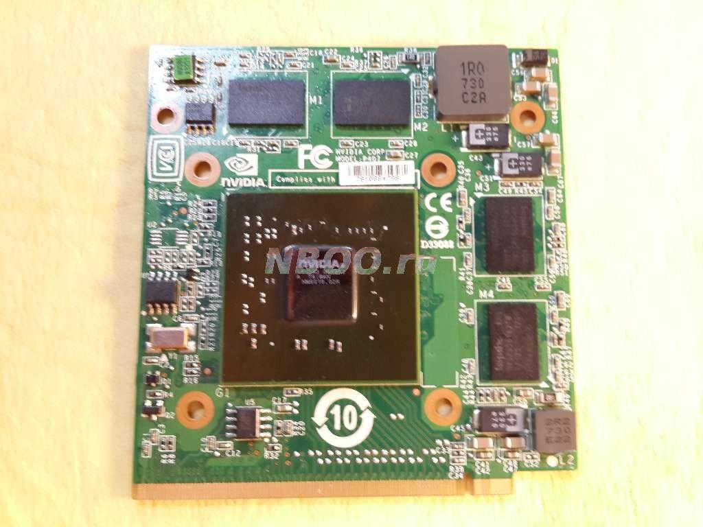 Nvidia geforce 8600m gt 512mb ddr2 mxm ii for acer aspire 9920g laptop