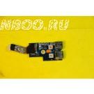 Панель USB-разъемов со шлейфом для TOSHIBA M100-222