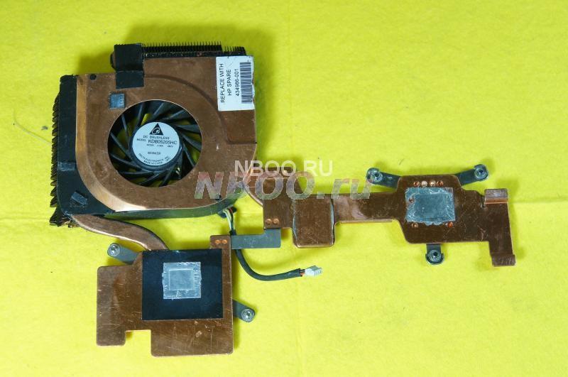 Система охлаждения  HP  DV6000 - 434986-001