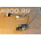 Панель (нижня правая) с USB-разъемом со шлейфом от Acer Aspire 5530